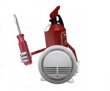 инсталиране на система за пожароизвестяване