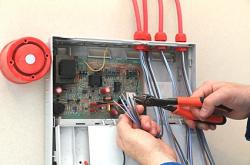 изграждане на система за пожароизвестяване