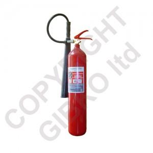 Пожарогасител с въглероден диоксид 5 кг