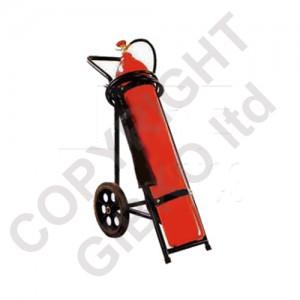 Пожарогасител с въглероден диоксид 30кг