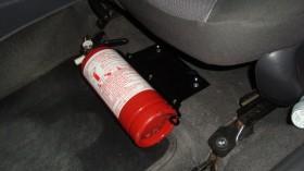 Пожарогасител за кола