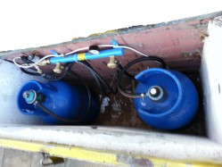 Изграждане на система за газсигнализация