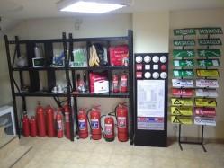 Магазин за пожарогасители в София