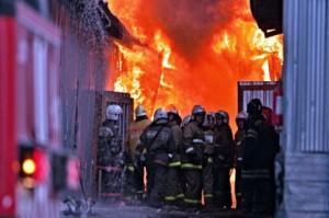 Статистика на пожарите