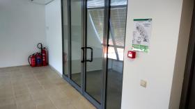 Схема за евакуация и противопожарно оборудване